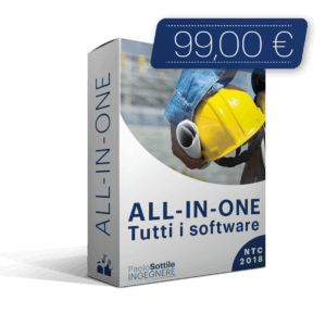 ALL IN ONE - NTC 2018 tutti i software excel 99€