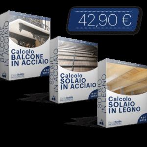 solaio-in-acciaio-solaio-in-legno-balcone-in-acciaio NTC 2018 - excel